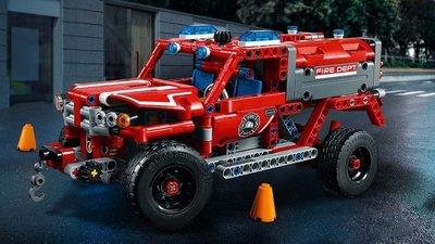 1/19現貨到 樂高 LEGO 42075 科技系列 第一出動人員 全新未拆