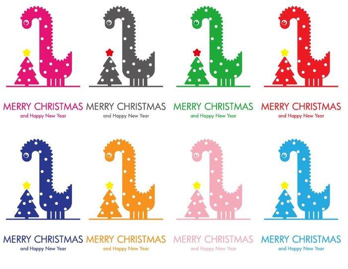 【源遠】耶誕節/新年快樂【Fe-04】(M)壁貼 壁紙 Merry Christmas  happy new year