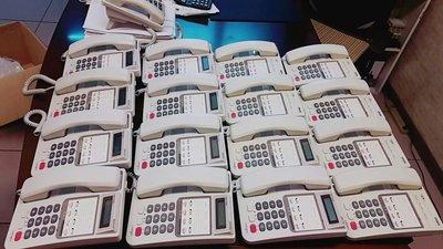 ♥尚揚通信♥二手辦公屏風 聯盟9成新電話總機416主機15隻分機可增減數量