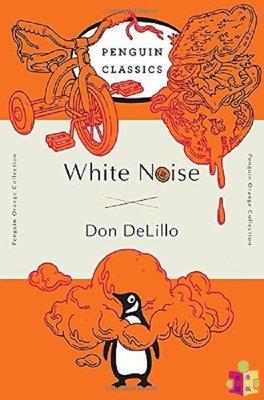 [文閲原版]白噪音(毛邊本)英文原版 Penguin Orange Collection: White Noise 進口圖書 英文原版書 Don DeLillo