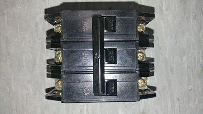 士林電機 無熔線斷路器 無熔絲開關 BH 3P15A 3P20A 3P30A 3P40A 3P50A等