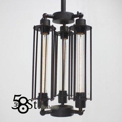 【58街-高雄館】米蘭展設計款式「Contrary 正負極 吊燈」時尚設計師的燈。複刻版。GH-435