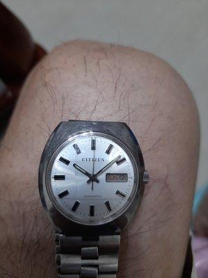 自動錶 CITIZEN星辰表 自動上鍊 勞力士 1601元起標 OMEGA oris 藍黑綠水鬼116610 16234
