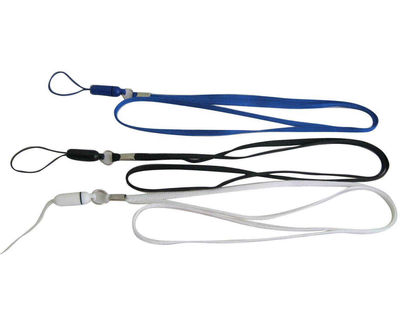 SAFEHOME 子彈造型 名牌頸掛繩 手機頸繩 手機頸掛繩 相機頸繩 頸吊繩 頸掛繩  37公分長 CPA018
