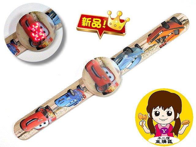 【 金王記拍寶網 】B009  LED果凍觸控錶 兒童錶 流行可愛  閃電麥坤 / 卡通 / 男婊 / 女錶