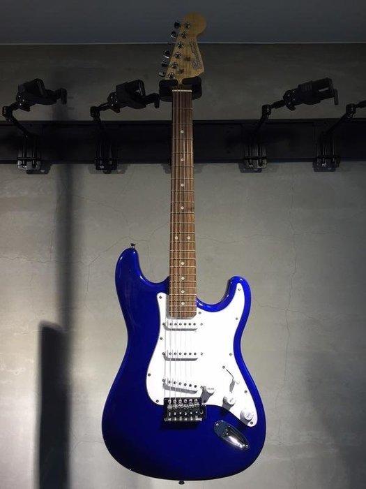 【六絃樂器】全新精選 Bensons ST型 藍色電吉他 / 現貨特價