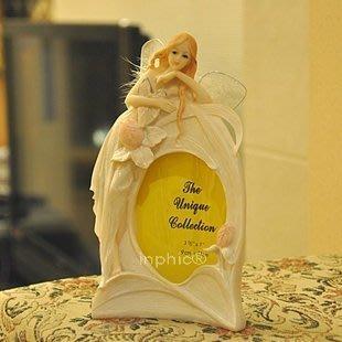 INPHIC-相框相框創意工藝品時尚家居擺設生日 白花仙相框