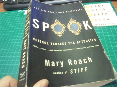 spook science tackles the afterlife 鬼:科學解決來生原文書伅31-3美美書房