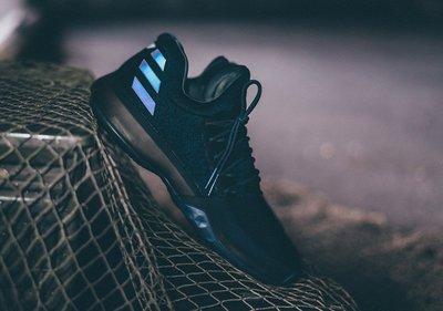 現貨 現貨   ADIDAS HARDEN VOl.1 XENO 哈登 黑色 反光 籃球鞋 B39500 愛迪達 全黑 歡迎選購