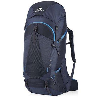 歐美代購 Gregory Stout 70 登山背包 登山運動 深藍 綠 紅