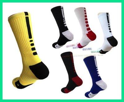 超值 精英襪 分左右腳 中筒襪 藍球襪 襪子~ 搭 NIKE lebron kobe curry KD 喬丹 籃球鞋