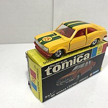 Tomy Tomica 153 日產Sunny 1200 racing GX 1H輪, 日本製制 made in Japan