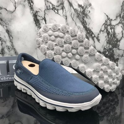 Skechers斯凱奇男鞋 跑量款二代套腳男鞋典款53590