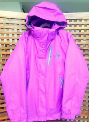 天使熊小鋪~The North Face GORE TEX雙層鋪棉外套 北面防風雪衣外套~2L