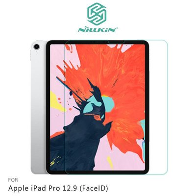 *phone寶*NILLKIN Apple iPad Pro 12.9 (FaceID) H+ 鋼化防爆玻璃貼 保護貼