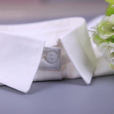 假領子 襯衫 領片-純色雪紡百搭時尚女裝配件4款73va4[獨家進口][米蘭精品]