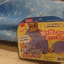 貓壺 日本 MARUKAN MK-CT-405 貓咪涼感 床 水壺造型  涼被 貓窩 夏季降溫