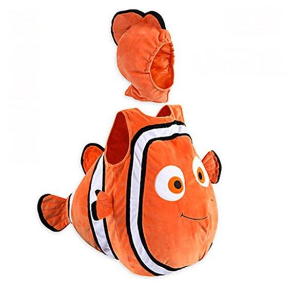 乂世界派對乂 萬聖節服裝-萬聖節變裝/兒童變裝服-海洋動物服裝/小丑魚服裝