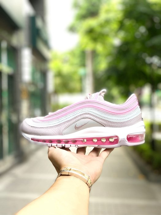 【Cheers】 Nike Air Max 97 BV1974-500 乾燥玫瑰粉紅 粉灰 灰粉 櫻花粉 球鞋 女鞋