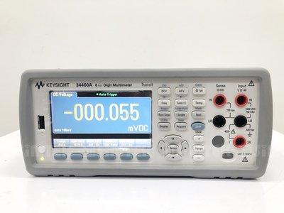 Keysight 34460A 數位萬用電錶