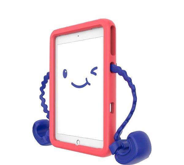 泳 免運費 蘋果平板專用保護套 Case-E iPad 9.7吋 居家/車上二用防摔保護套