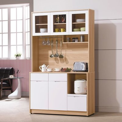 【HB381-04】艾諾北歐4尺餐櫃