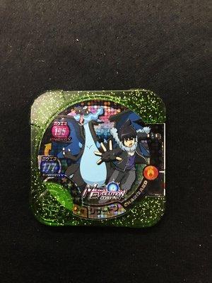 神奇寶貝Pokemon Tretta/寶可夢/愛爾蘭 噴火龍