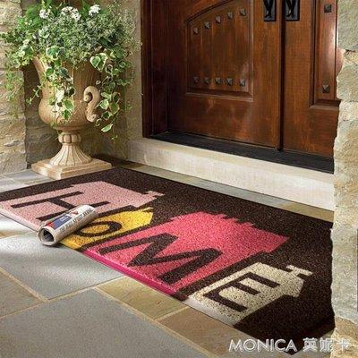 進門地墊入戶門大門口廚房絲圈蹭腳墊子地毯家用門廳入戶入門  IGO