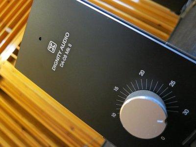 Dignity Audio DA-08SE MK2 300B真空管單聲道擴大機後級