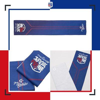 新莊新太陽 12強 棒球賽 WBSC P12 2019P12010017 相信中華 CT 中華隊 運動 毛巾 NT450