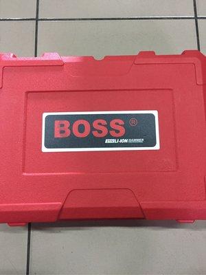 """""""工具醫院"""" 正廠 BOSS HBL-2010 超強力 21V 充電式 免出力鎚鑽 四溝電鑽 雙4.0A電池"""