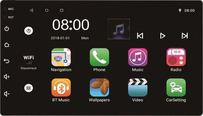 Autonet A11-10 10.1吋 Android 安卓 V 8.1 系統汽車智慧型音響主機