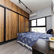 【歐雅系統家具】溫暖又強烈 LOFT個性工業風 質感設計 臥房 玄關 客廳 餐廚 臥房 推拉門 收納櫃