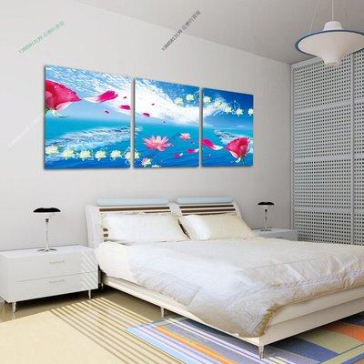 【50*50cm】【厚2.5cm】花瓣-無框畫裝飾畫版畫客廳簡約家居餐廳臥室牆壁【280101_089】(1套價格)