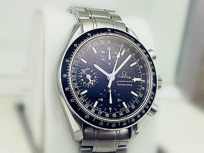 準時鐘錶OMEGA Speedmaster Mark40(高價收買.收買勞力士.PANERAI.各式機械錶.名錶.二手錶