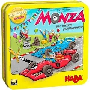 【陽光桌遊】小小賽車手 20周年限定版 Monza 20TH ANNIVERSARY 正版桌遊 滿千免運