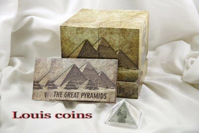 【Louis Coins】F060‧Niue‧2014紐埃‧埃及法老紀念3oz精鑄銀幣