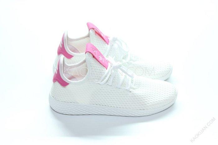 【高冠國際】Adidas Originals x Pharrell Williams HU 桃粉 BY8714