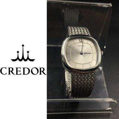 【皮老闆】二手真品 日本品牌 SEIKO CREDOR 貴朵 手錶 A92