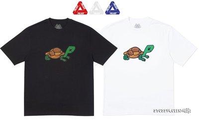【超搶手】全新正品 2019 Palace Purtle T-Shirt 烏龜 P Logo Tee S M L XL