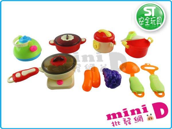 袋入(歡樂)餐具組玩具 廚房玩具 扮家家酒 角色扮演 小朋友 兒童 禮物 玩具批發【miniD】 [914590294]