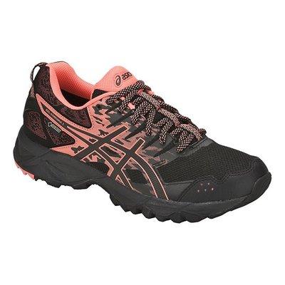 樂買網 ASICS 女款 越野慢跑鞋 GORE TEX 防水 SONOMA 3系列T777N-9006 贈運動腿套