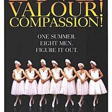 反串仍是愛-Love! Valour! Compassion! (1997)原版電影海報