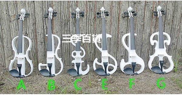 三季彩色電聲演奏電子小提琴 音色優美 練習學習不擾民個性小提琴異形小提琴舞臺表演❖828