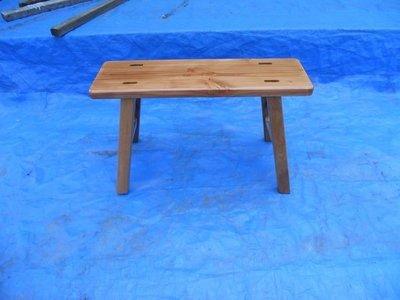 B011 {崙頂傳統原木家具行}~傳統杉木長板凳 叫寬 接受訂做 訂色
