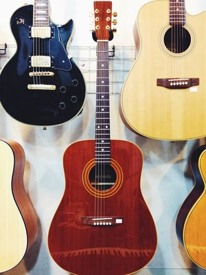EMOTION 全單板木吉他 臺灣品牌 AYERS前身 美加木料 媲美 MARTIN TAYLOR 共鳴力道強優美
