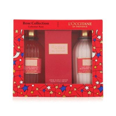 L'occitane - Rose Collection 玫瑰套裝