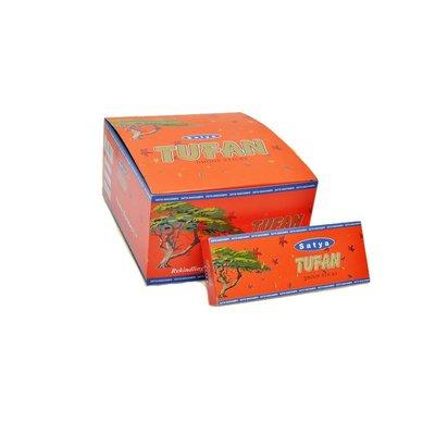 [晴天舖] 印度線香Satya TUFAN 風暴 (麝香+花香) 柱香~3盒100~另售Medimix himalaya