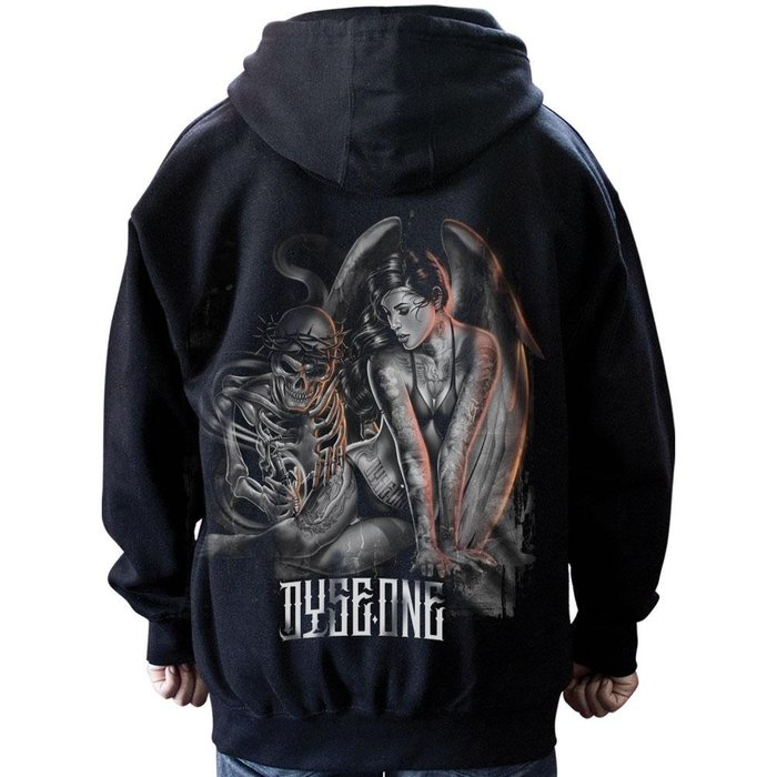 【DOOBIEST】- DYSE ONE THY FATHER PULLOVER HOODIE
