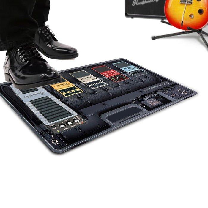吉他Bass效果器造型 腳踏墊/地墊 Effect Mat